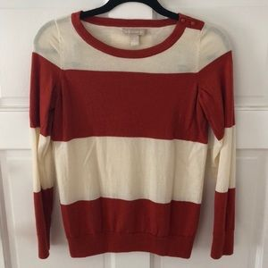 Banana Republic Extra Fine Merino Sweater Small